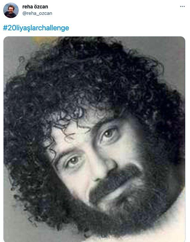 17. Reha Özcan