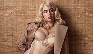 """Билли Айлиш, которая позировала в новом """"бомбическом"""" образе для Vogue, рассказала об изменениях, которые с ней произошли"""
