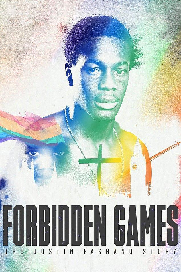Justin Fashanu demişken, onun hakkında yapılan belgesellerden Forbbiden Games'i de izleyebilirsiniz...