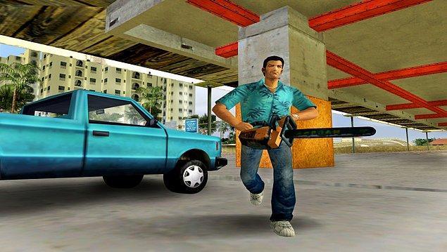 11. GTA: Vice City - 94