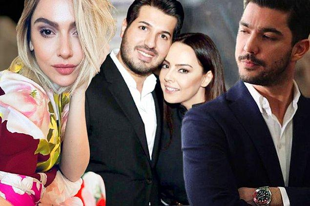 Anlaşılan bu Ebru Gündeş-Reza Zarrab boşanmasının etkilerini daha uzun süre konuşacağız...