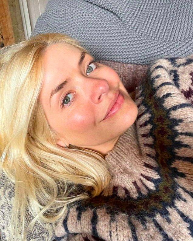 9. Holly Willoughby - Kaşlar
