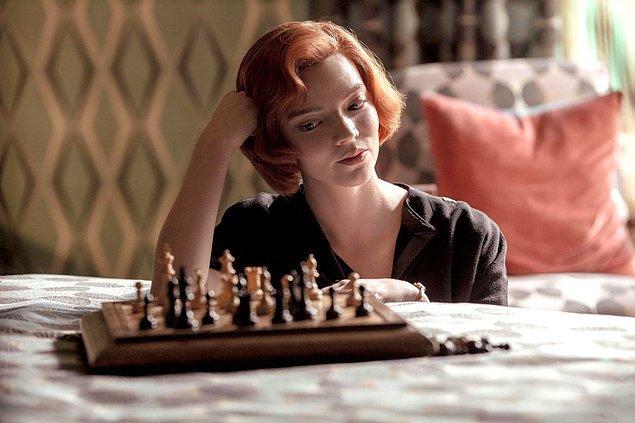 7. The Queen's Gambit (62 Milyon)