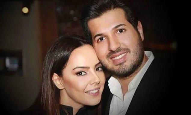 1. Amerika'ya giden Ebru Gündeş Reza Zarrab'dan boşandı!