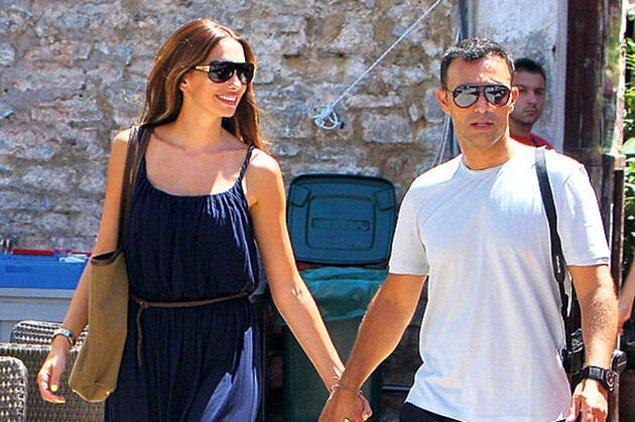 9. Geçtiğimiz yıllarda boşanan Emina ve Mustafa Sandal çiftiyle ilgili bazı gelişmeler yaşandı!