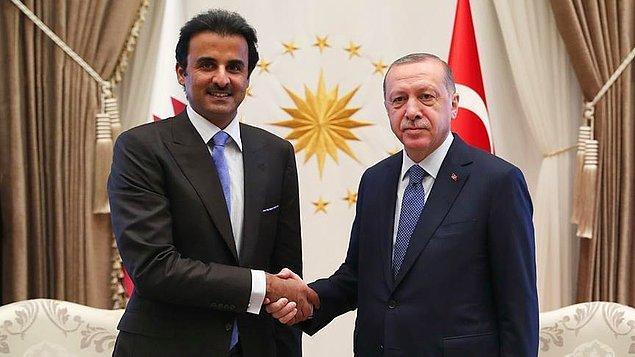 12. Türkiye ve Katar arasındaki iyi ilişkiler ve büyük yatırımlar sayesinde Katar'da çalışan Türkler pozitif ayrımcılığa uğruyor.