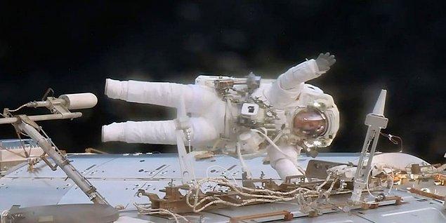 NASA'nın güvenlik protokolleri boşa değil...