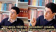 Türkiye'de Araba Pahalılığının Atatürk Devrimleriyle İlişkili Olduğunu Düşünen Gence Kısa Bir Tarih Dersi!