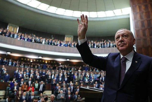 """""""Erdoğan"""" mesajı"""