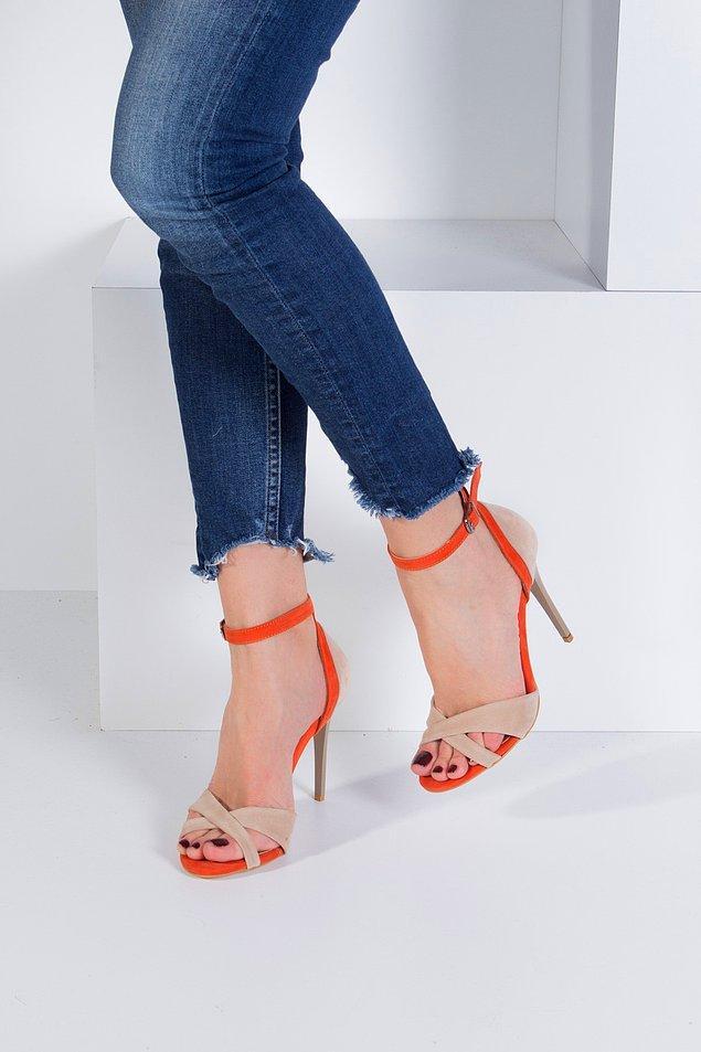 En çok satan ayakkabı modellerinden biri...