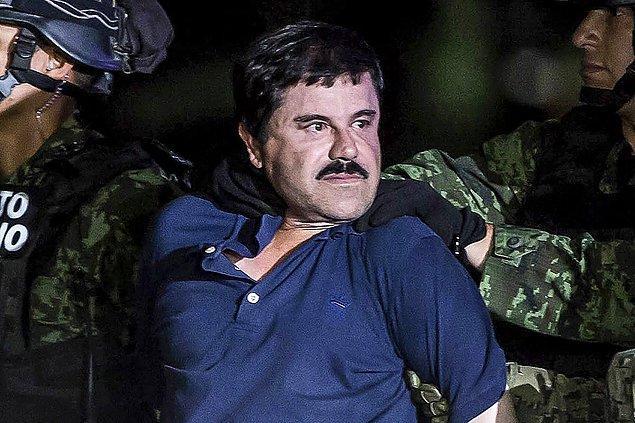 """Uzmanlar yeraltı ağını, azılı uyuşturucu karteli Sinaloa'nın şu an hapiste olan lideri Joaquin """"El Chapo"""" Guzman'ın inşa ettirdiğine inanıyor."""