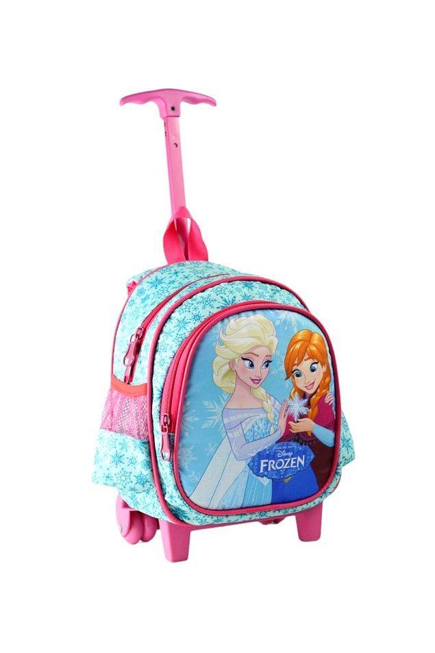 11. Çekçekli bir kreş çantası da her kız çocuğunun bayılacağı bir şey...