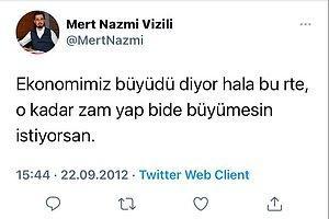 Balıkesir AKP Gençlik Kolları Başkanı Mert Nazmi Vizili'nin AKP'yi  Eleştirdiği Küfürlü Tweetleri Ortaya Çıktı - onedio.com