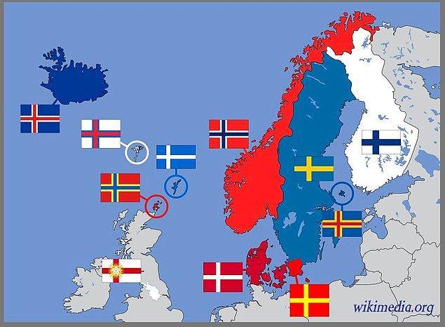 Senin kökenin Kuzey Avrupa'dan geliyor!