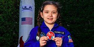 7-летняя Элизабет станет первым ребенком, отправившим предмет на Луну