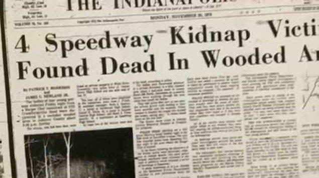 Olay yerinde herhangi bir kanıt bulamayan polis ekipleri eğer olayı ilk başta ciddiye alsalardı belki de böyle bir sonuç doğmayacaktı.
