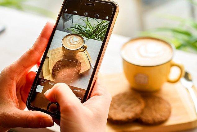 11. Instagram'ın hikaye özelliğini kullanmaktan çekinmemelisiniz.