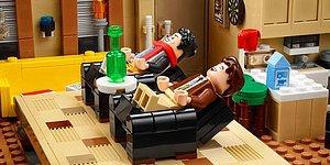LEGO выпустил новый набор, посвященный сериалу «Друзья» - фанаты будут в восторге!
