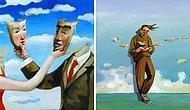 20 сюрреалистических иллюстраций от итальянской художницы, которые раскрывают проблемы современного общества