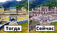 Дизайнеры решили восстановить внешний вид разрушенных дворцов со всего мира, чтобы показать, как роскошно они выглядели в свое время