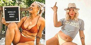 """20 отважных женщин поделились своими снимками без фотошопа, ибо им надоели """"идеальные"""" фотографии в Инстаграме"""