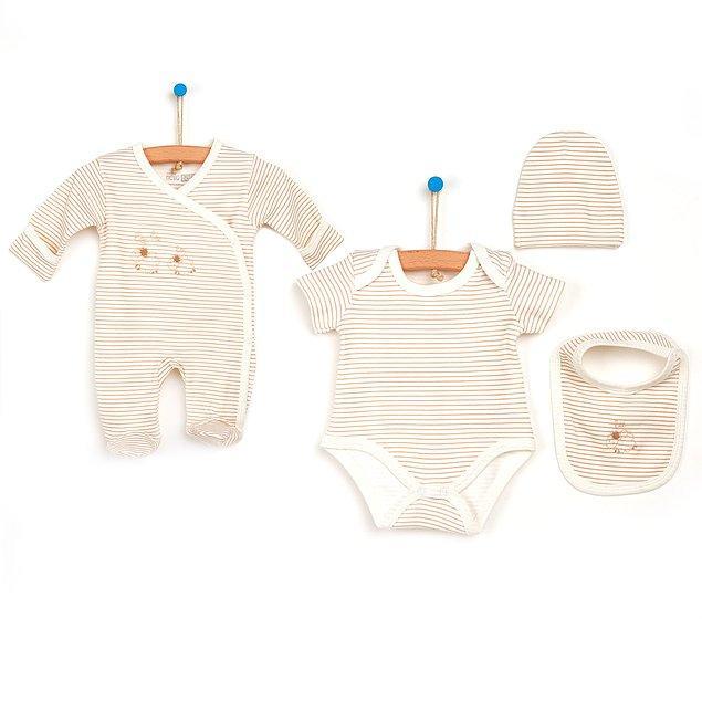 13. Prematüre bebekler için uygun olan bir set ile devam edelim.