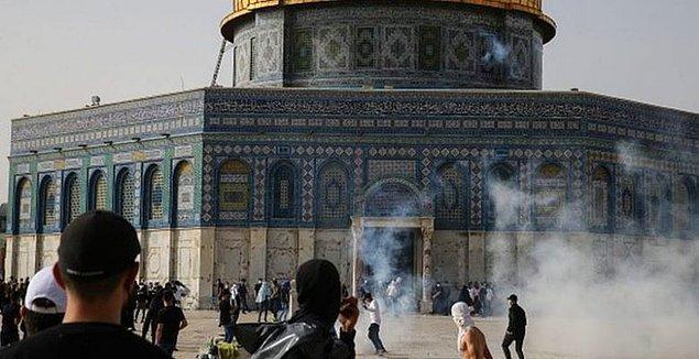 Kudüs ve Gazze'deki olaylar