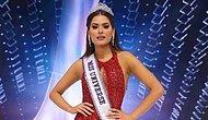 26-летняя Мисс Мексика стала Мисс Вселенная 2021 после того, как поразила судей ярко-розовым мини-платьем, желтым бикини и национальным костюмом ацтекского дракона