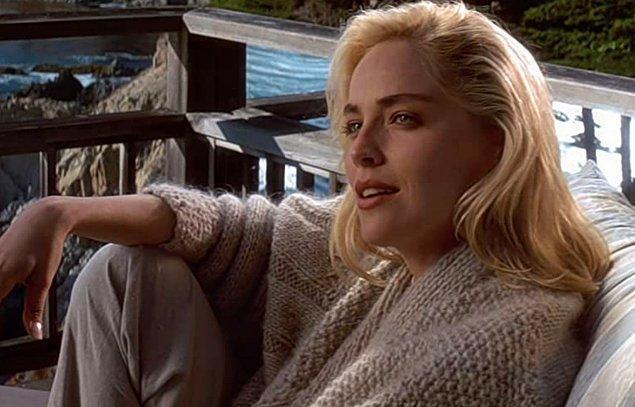 5. Catherine Tramell - Basic Instinct (1992)