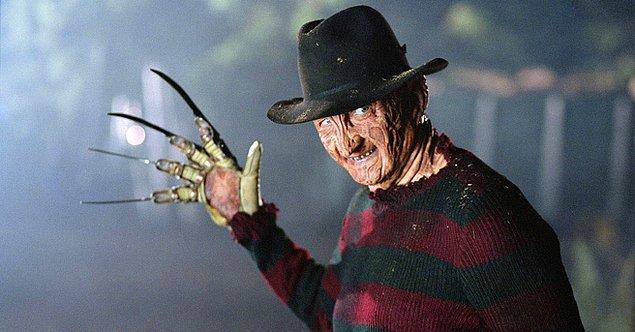 12. Freddy Krueger - A Nightmare on Elm Street (1984)
