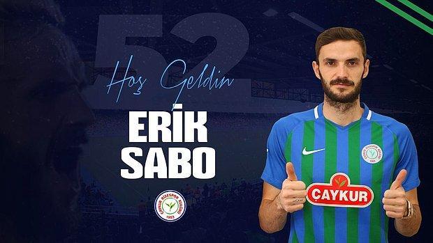 Erik Sabo