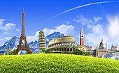 Тест: Какому европейскому городу принадлежит ваша душа