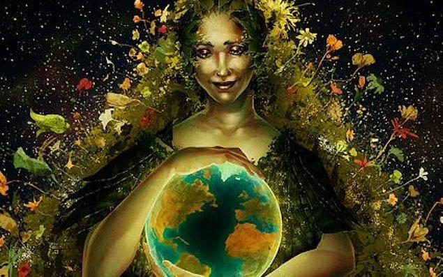 Anne Dişil Tanrıça Arketipi