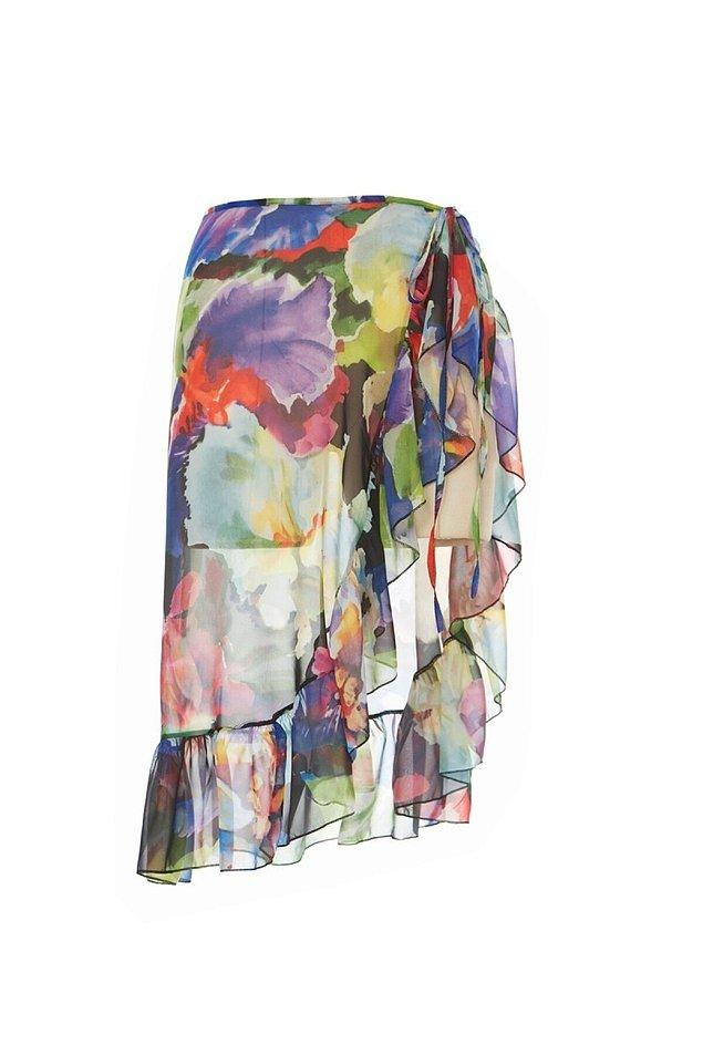11. Canlı renklerden hoşlananlar için şahane bir parça...