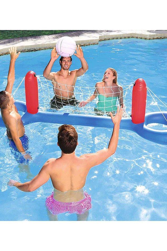 16. Havuz aktivitelerine yenisini ekleyin.