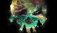 Sea of Thieves Oynarken Gerçek Bir Korsan Gibi Oynayan 7 Ekip!