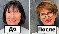 20 фото женщин «до и после» посещения парикмахера, доказывающие, что хорошая прическа меняет все