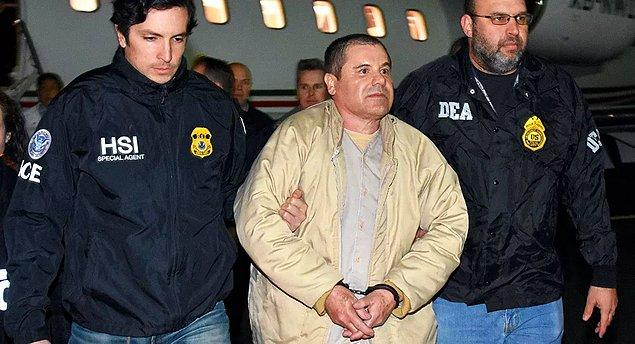 2014 yılında esrarengiz şekilde bir anda yakalandı ve ekstra güvenlikli bir hapishaneye gönderildi.