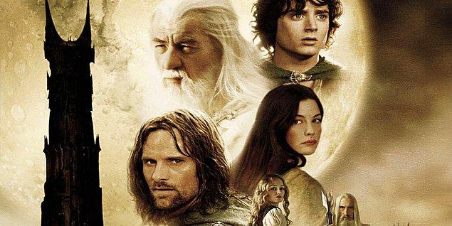 6. Yüzüklerin Efendisi: İki Kule (The Lord of the Rings: The Two Towers)