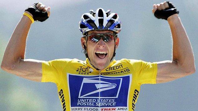 21. Lance Armstrong - Doping kullanımı