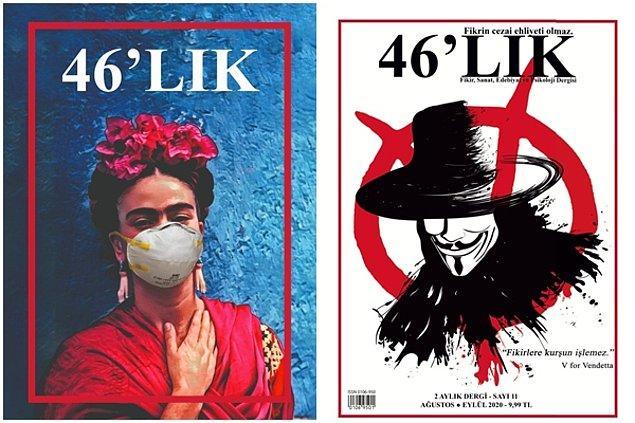 46'lık Dergi Editörü ZÜHRE KÜÇÜKVEZİRCİ :