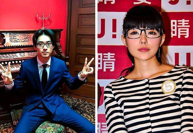 1. Japonya'daki bazı insanlar sırf aksesuar olsun diye gözlük takıyor.