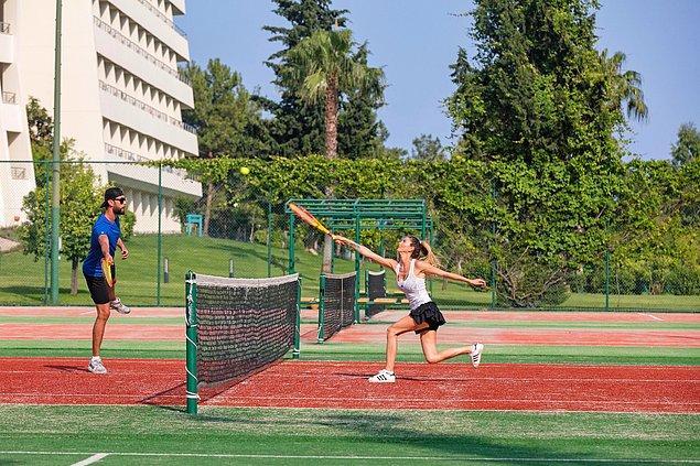 6. Spor müsabakalarına ücretsiz girilmeli.