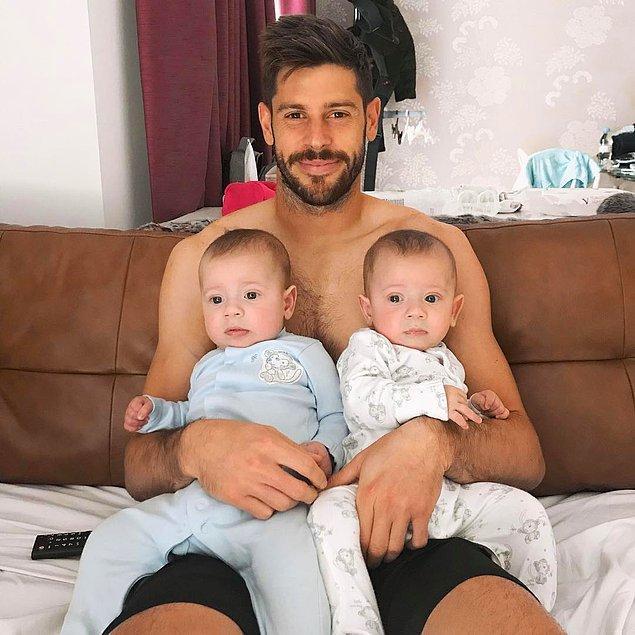 Ertesi sezon ise Beşiktaş'ın kalecisi Fabri, ikiz bebek sahibi oldu ve şampiyonluk geldi.