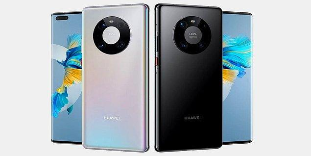 8. Huawei Mate 40 Pro