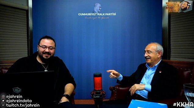 Kılıçdaroğlu yayında önemli açıklamalarda bulundu.
