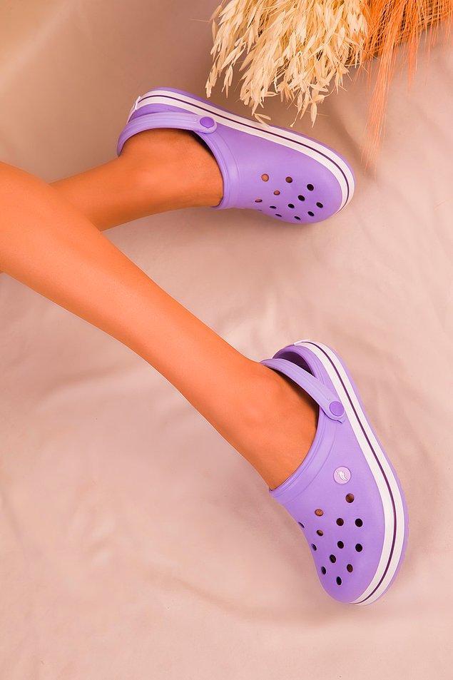 2. Çok beğenilen Crocs muadillerini sizler için seçtik!