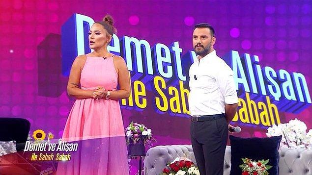 Pop sanatçısı Demet Akalın da Eoruvision gündemini takip edenler isimler arasındaydı. Alişan'la birlikte sundukları sabah programında tüm sanatçılara #Eurovision'a katılmamız için harekete geçmeleri konusunda çağrıda bulunmuştu.