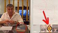 Son Zamanlarda Gündemden Düşmeyen Sedat Peker'in Yayınladığı Videolarda Masasında Bulunan Kitaplar