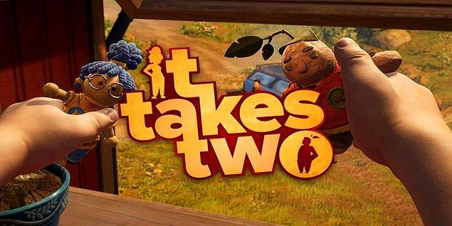 19. It Takes Two - 279,99 TL